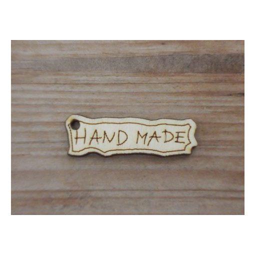 Hand made felirat 1 db